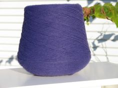 Acrylic 1/12 Yarn in a Beautiful Purple 7B by stephaniesyarn, $5.00