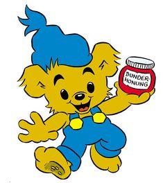 "Bamse – ""The world's strongest bear"" — is a Swedish cartoon created by Rune Andréasson. An everyday Swedish superhero bear, that is."