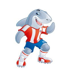Resultado de imagen para mascota del junior Donald Duck, Disney Characters, Fictional Characters, Naruto, Behance, Wallpapers, Soccer, Shark Pictures, Ocean Photography