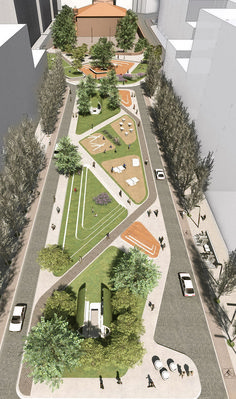 88 Incredible Urban Landscape Architecture Designs https://www.futuristarchitecture.com/13225-urban-landscape-architecture.html