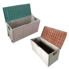 Small Plastic Outdoor Storage Boxes