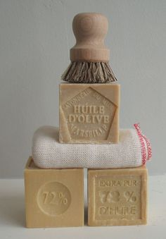 Marseille Olive Soap