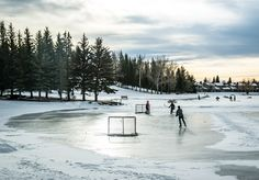How to Have Fun Outdoors in Calgary in Winter