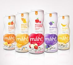 Eliana Testa - Máh! pure love #Packaging #Design — World Packaging Design Society / 世界包裝設計社會 / Sociedad Mundial de Diseño de Empaques