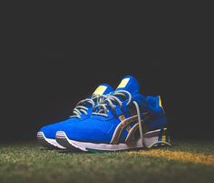 5f80619b Ronnie Fieg and KITH are also preparing for the 2014 World Cup. With an  unseen Kith Football Equipment Collection, here's the RF x Asics GT-II KFE
