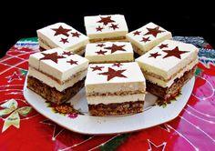 Prajitura Deliciu, este una dintre cele mai bune prajituri cu o combinatie perfecta de ingrediente! Merita preparata mai ales la zile festive! Romanian Desserts, Romanian Food, Baking Recipes, Cake Recipes, Dessert Recipes, Biscuits, Pastry Cake, Sweet Tarts, Ice Cream Recipes