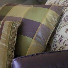 Milbrae Living Room Pillow Detail
