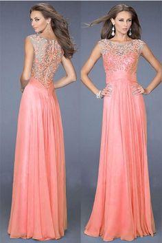 Elegant Ladies Lace Splice Bra Dress Women Chiffon Prom Evening Maxi Party