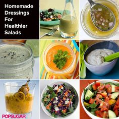 Skip the Store-Bought, Stir Up a Healthy Homemade Dressing