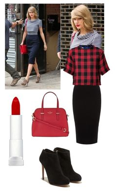 """Taylor Swift inspired look"" by selmabelma1 ❤ liked on Polyvore"