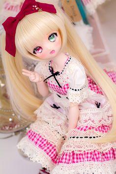 [MDD] エプロンドレスセット - RonshukaCouture Anime Dolls, Blythe Dolls, Barbie Dolls, Pretty Dolls, Beautiful Dolls, Disney Animator Doll, Cute Love Images, Kawaii Doll, Anime Figurines
