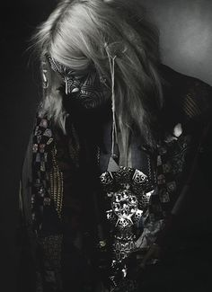 Karin Dreijer Andersson, Fever Ray, by Johan Renck