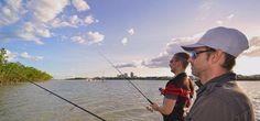 Darwin Harbour Fishing Charters is based in Darwin in the Northern Territory. #ntfishingcharters http://www.darwinharbourfishingcharters.com.au