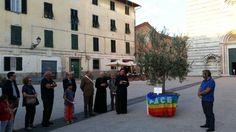 Rappresentanti comunità religiose in preghiera per la pace