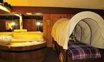 Cute themed rooms. Suite Accommodations | Wisconsin Dells Accommodations | Chula Vista