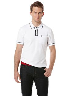 THE EARL POLO 2.0 HERITAGE FIT