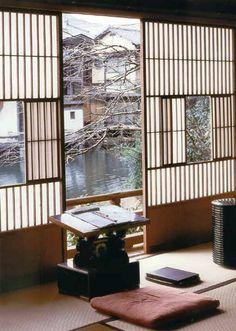 日本家屋、障子