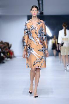 We want this coat. @Dior Resort 2014 // shown in Monaco