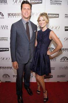 Ali Larter hosts Michigan Ave Shops Fashion's Night Out