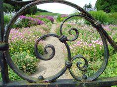 gate - love iron work