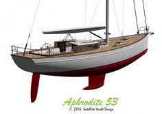 Satellite Yacht Design | Aphrodite 53