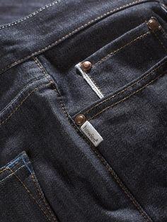 Howies Kaizen Selvedge Jeans Pantalon Hombre, Ropa Masculina, Bermudas,  Rayas, Pantalones, 8d01f6da02