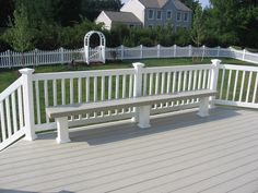 Deciding which fence material is right for you can mean extensive research.  Let's start you off by talking about vinyl fences.