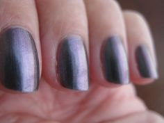 OPI - Peace & Love & OPI. Duochrome effect is much more obvious in real life.