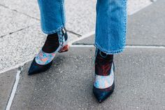 street style chaussures