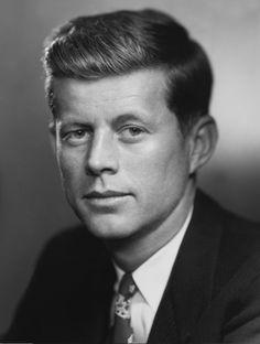 "John Fitzgerald""Jack""Kennedyborn May 29, 1917"