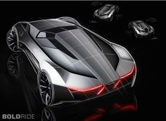 Its called the GT Ge concept, and it was designed and developed by transportation design graduate, Eljesah Shala. It was part of a thesis proj - Tenth Image