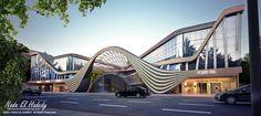 New Cairo Medical Center on Behance