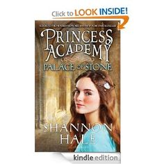On sale today for $2.99: Princess Academy by Shannon Hale, 336 pages, 4.6 stars, 52 reviews