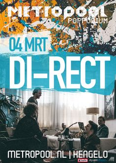 Zaterdag 4 maart| Di-rect | Wat ooit begon als een jonge honden band is 16 jaar later uitgegroeid tot een goed geoliede rockmachine met inmiddels wat rijpere heren maar nog steeds met het enthousiasme van een kennel vol kwispelende puppies. Deze band speelt gewoon graag en doet dat bovendien geweldig. Op 16 september verschijnt er een nieuwe EP van de band. Fired Up is de titel van de schijf. Meer info: metropool.nl/...