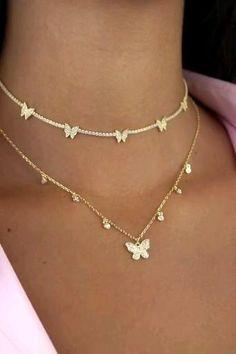 Stylish Jewelry, Simple Jewelry, Dainty Jewelry, Cute Jewelry, Silver Jewellery, Ear Jewelry, Body Jewelry, Jewelery, Fashion Necklace
