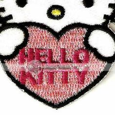 hello kitty easter basket | Wholesale XWYCH Fashion Clothes Accessory Decor Hello Kitty Patches