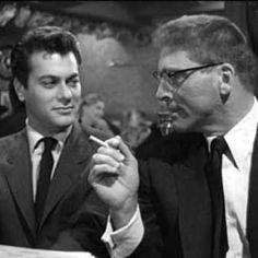 Sweet Smell of Success (1957) by Alexander Mackendrick - You want dark? It doesn't get darker than this. Tony Curtis and Burt Lancaster