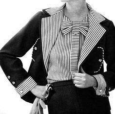 Chanel suit 1958