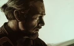 Speedpaint: Black Sails - Captain Flint by KiloWhat