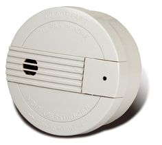 Z-Wave Everspring Smoke Detector