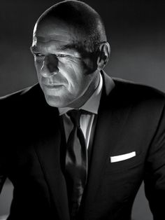 Photo: A Film-Noir Dean Norris, Ahead of Breaking Bad and Under the Dome