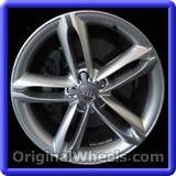 Audi TT 2008 Wheels & Rims Hollander #58858 #Audi #TT #AudiTT #2008 #Wheels #Rims #Stock #Factory #Original #OEM #OE #Steel #Alloy #Used