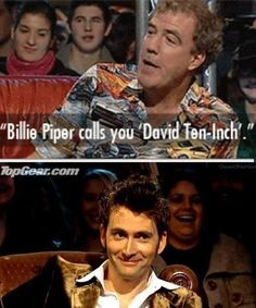 Find images and videos about doctor who, david tennant and billie piper on We Heart It - the app to get lost in what you love. David Tennant, 10th Doctor, Don't Blink, Fandoms, Dr Who, Superwholock, Memes, I Laughed, Funny Pictures