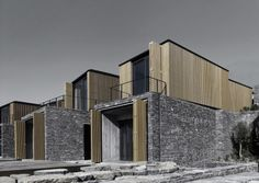 Vıcem Bodrum Residences / Emre Arolat Architects  Location: Bodrum, Turkey Area: 9,500 sqm   Year: 2013 Photographs:© Cemal Emden