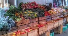 Foppema's Farm at the Natick Farmers Market.