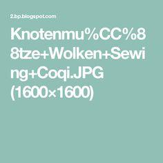 Knotenmu%CC%88tze+Wolken+Sewing+Coqi.JPG (1600×1600)