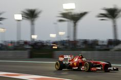Fernando Alonso, Ferrari at Abu Dhabi | #Formula1 | Gear X Head