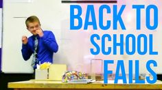 Grade FAIL! Check out these Back To School fails!