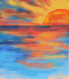 Sunrise by Lychell #Colorized #Sketch. Start Sketching today at http://colorized.by