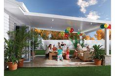 Perth Western Australia, Outdoor Living, Outdoor Decor, Flat Roof, Patio Design, Pergola, Google Search, Home Decor, Image